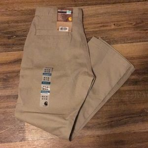 Pants - Carhartt Rugged Work Khakis